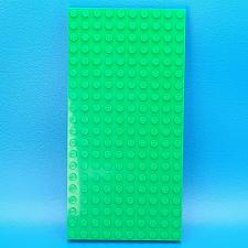 Buy Lego Green 700eD2 10 x 20 Brick Replacement Base Plate Bottom Tubes W/ Supports