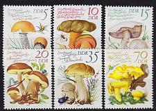 Buy GERMANY DDR [1980] MiNr 2551-56 ( **/mnh ) Pflanzen