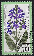 Buy GERMANY BUND [1977] MiNr 0952 ( O/used ) Blumen
