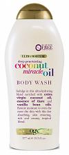 Buy OGX Extra Creamy + Coconut Miracle Oil Ultra Moisture Body Wash, 19.5 Ounce
