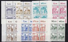 Buy GERMANY BUND [1977] MiNr 0913-20 A 4er ( **/mnh ) [01] Bauwerke 4er