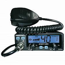 Buy President Andy Kompakt 12-24 Vdc CB Radio