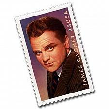 Buy 1999 33c James Cagney, Legends of Hollywood Scott 3329 Mint F/VF NH