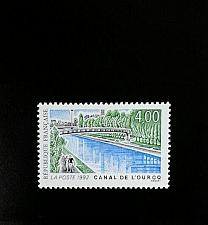 Buy 1992 France Ourcq Canal, Tourism Series Scott 2290 Mint F/VF NH