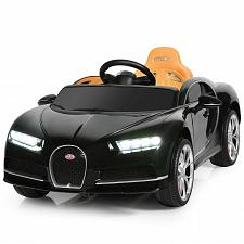 Buy 12V Licensed Bugatti Chiron Kids Ride on Car with Storage Box and MP3