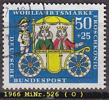 Buy GERMANY BUND [1966] MiNr 0526 ( O/used )
