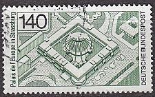 Buy GERMANY BUND [1977] MiNr 0921 ( O/used ) Bauwerke