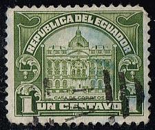 Buy Ecuador #RA10 Post Office; Used |ECURA10-04XRS