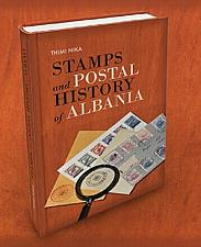 Buy STAMPS and POSTAL HISTORY of ALBANIA by Th.Nika. Book in English