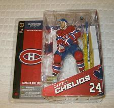Buy McFarlane SportsPicks NHL Series 8 Chris Chelios Montreal Canadians Figure