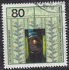 Buy GERMANY BUND [1984] MiNr 1216 ( O/used ) Post