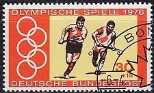 Buy GERMANY BUND [1976] MiNr 0888 ( O/used ) Olympiade