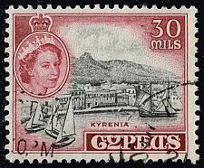Buy Cyprus #175 Kyrenia; Used (4Stars) |CYP0175-02XRS