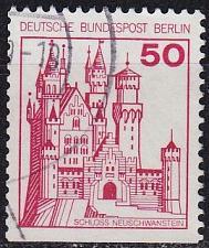 Buy GERMANY BERLIN [1977] MiNr 0536 D ( O/used ) Burgen Schlösser