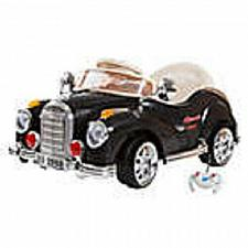 Buy Lil' Rider Classic Car Battery-Operated Ride-On Car in Black with Remote Control