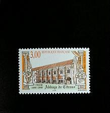 Buy 1998 France Citeaux Abbey, 900th Anniversary Scott 2635 Mint F/VF NH