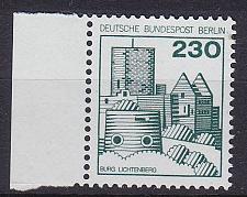 Buy GERMANY BERLIN [1978] MiNr 0590 l ( **/mnh ) Burgen Schlösser