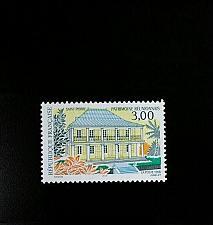 Buy 1998 France Sous-Prefecture Hotel, Saint-Pierre, Reunion Scott 2636 Mint F/VF NH