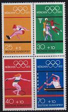 Buy GERMANY BUND [1972] MiNr 0734-37 4er ( **/mnh ) Olympiade