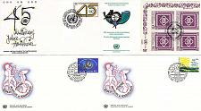 Buy UNO New York [Lot] 07 ( FDC ) [A30]