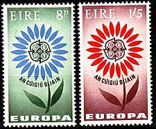 Buy IRLAND IRELAND [1964] MiNr 0167-68 ( **/mnh ) CEPT