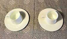 Buy Koleksiyon F. Malhan Sufi Turkish 2 sets Bone China Tea Cup & Saucers