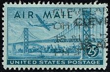 Buy US #C36 Oakland Bay Bridge; Used (2Stars) |USAC036-06