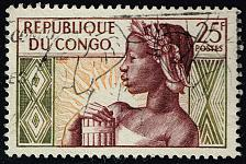 Buy Congo PR #89 Allegory of New Republic; Used (4Stars) |CPR0089-01XRS
