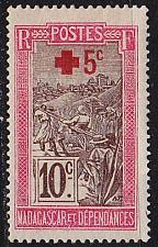 Buy MADAGASKAR MADAGASCAR [1915] MiNr 0139 ( */mh )