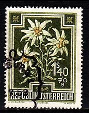 Buy ÖSTERREICH AUSTRIA [1948] MiNr 0877 ( O/used ) Blumen