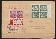 Buy GERMANY BUND [Zdr] K1 HAN 4er ( Brief ) [01]