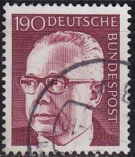 Buy GERMANY BUND [1972] MiNr 0732 ( O/used )