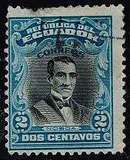 Buy Ecuador #201 Diego Noboa; Used  ECU0201-01XRS