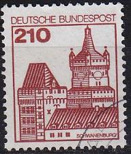 Buy GERMANY BUND [1978] MiNr 0998 ( O/used ) Bauwerke