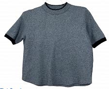 Buy Zara KNIT Women's Sweater Short sleeve crew neck size S