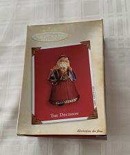 Buy Hallmark Keepsake Ornament The Decision 2003 In Box For Dog Rescue Charity