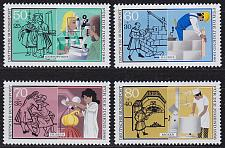 Buy GERMANY BUND [1986] MiNr 1274-77 ( **/mnh )