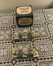Buy Dreamsicles 2001 Nativity Christmas Tree Ornaments Set Of 6 With Box For Charity