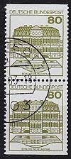 Buy GERMANY BUND [1982] MiNr 1140 CD ( O/used ) Bauwerke
