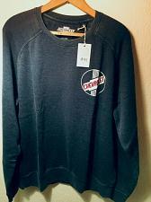 Buy Men`s Lucky Brand Sweatshirt Chevrolet Circle Size L NWT`S