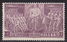 Buy POLEN POLAND [1939] MiNr 0356 ( */mh )
