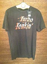 Buy Lucky Brand Turbo Tonkin XL T-Shirt New With Tags