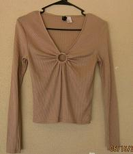 Buy Divided Long Sleeve Top Size Small S