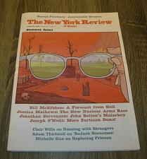 Buy THE NEW YORK TIMES BOOK REVIEW - August 20, 2020