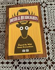 Buy Front Porch Classics Deer In The Headlights Card Game For Dog Rescue Charity