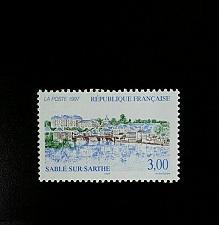 Buy 1997 France Sable-Sur-Sarthe Scott 2566 Mint F/VF NH