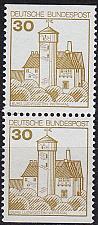 Buy GERMANY BUND [1977] MiNr 0914 CD ( **/mnh ) Bauwerke