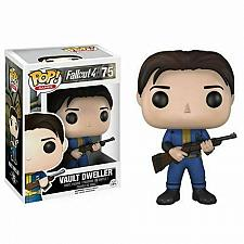 Buy Fallout 4 Sole Survivor Pop! Vinyl Figure Funko Toy Video Game Inspired New