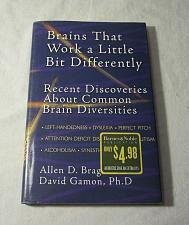 Buy Brains that Work a Little Bit Differently by Allen D. Bragdon, Ph.D David Gamon
