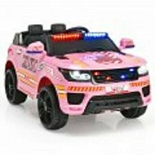 Buy 12V Kids Electric Bluetooth Ride On Car with Remote Control